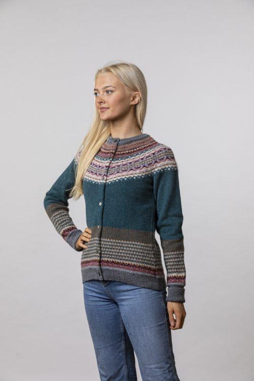 eribe knitwear lugano cardigan jail dornoch