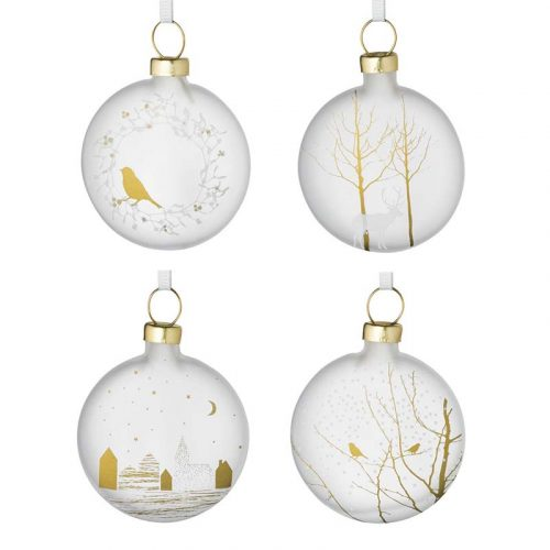 frost set of baubles jail dornoch