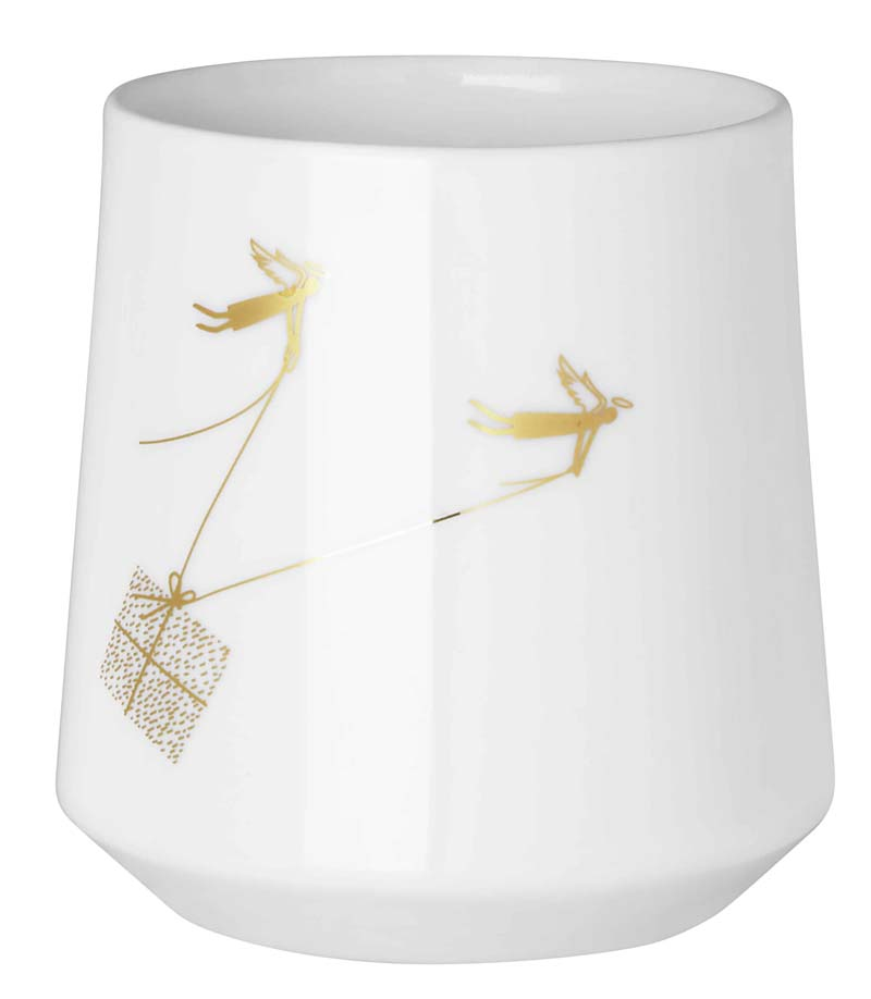 porcelain tlight holder jail dornoch
