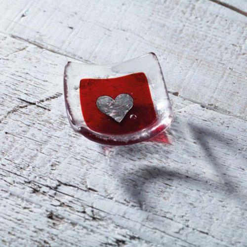 small earring dish red jail dornoch