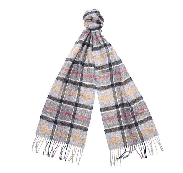 modern merino cashmere tartan scarf barb jail dornoch