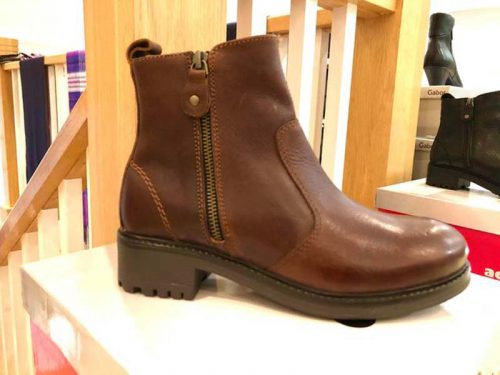 amy ankle boot brown jail dornoch