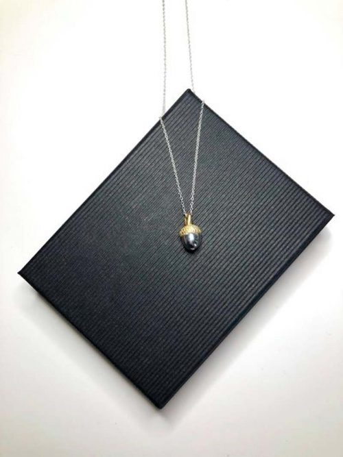 acorn necklace jail dornoch