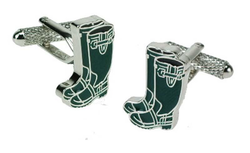 green wellies cufflinks jail dornoch