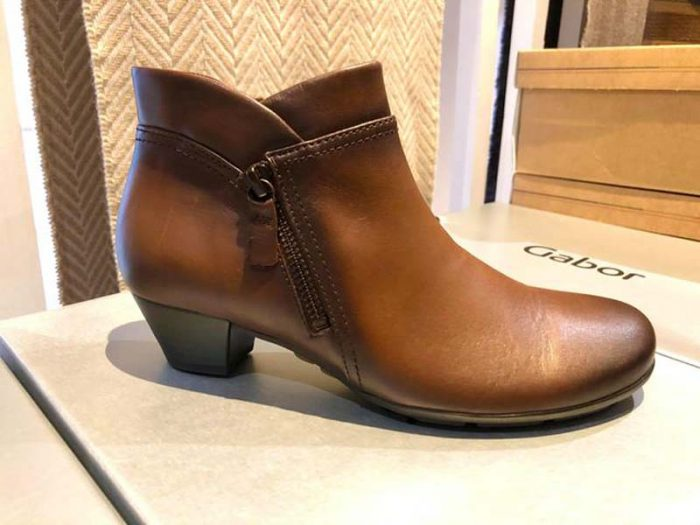 napp aroma brown ankle boot jail dornoch