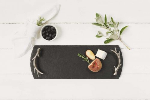 SLATE SML SERVING TRAY JAIL DORNOCH