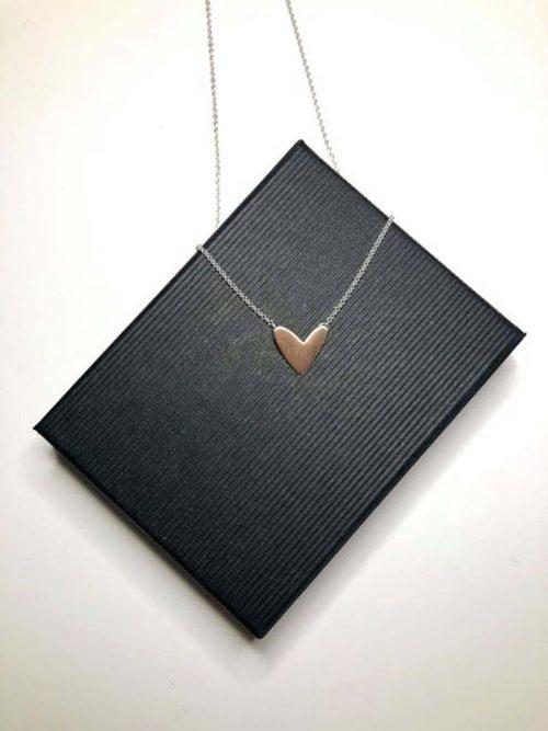 rose heart necklace jail dornoch