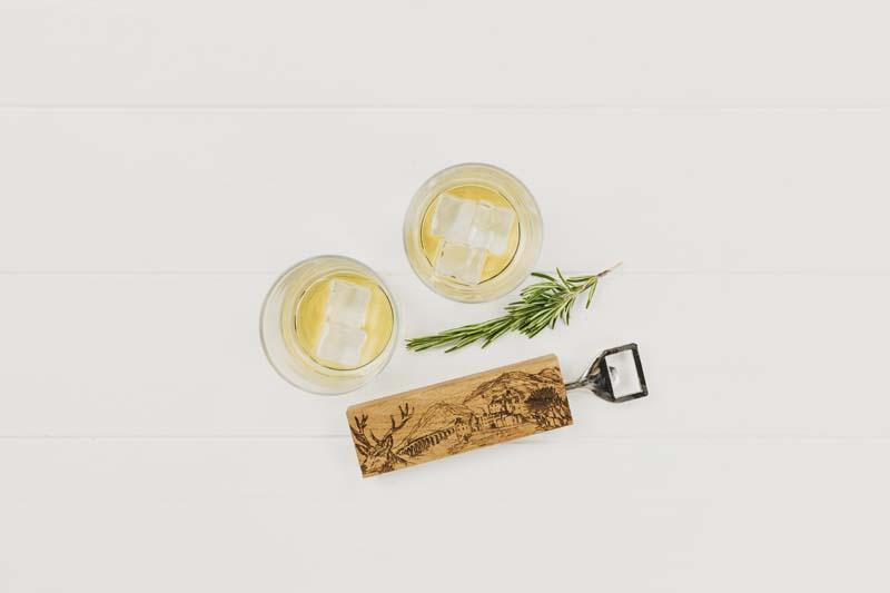 scotland oak bottle opener jail dornoch