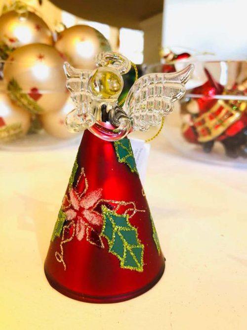 small red glass fairy jail dornoch
