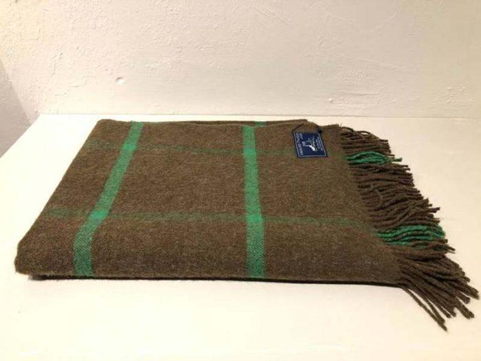 highland tweed wool throw jail dornoch