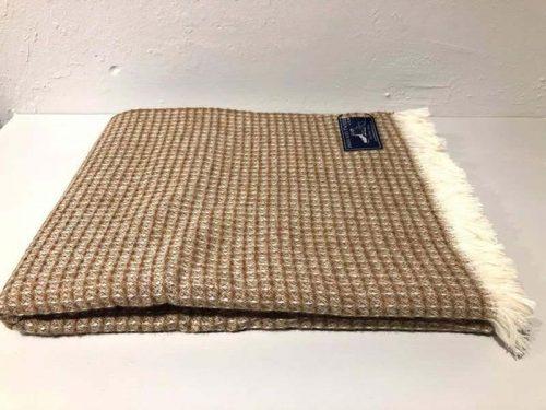 natural wool throw jail dornoch