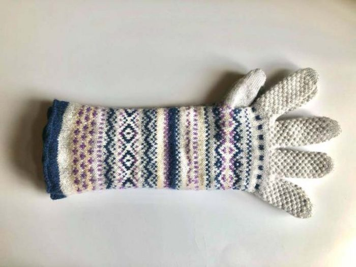 eribe arctic gloves jail dornoch