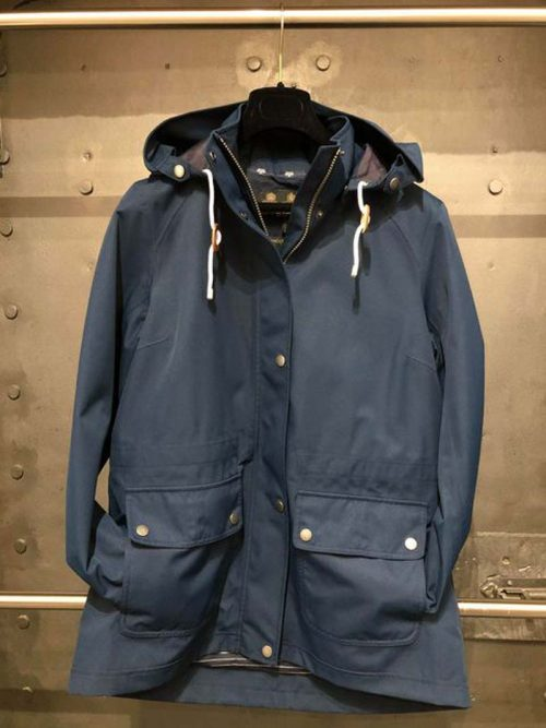 barbour hawkins jacket nvy jail dornoch