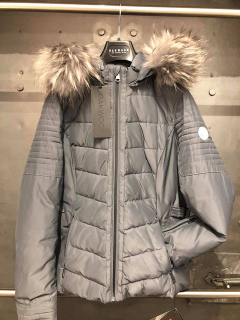 OAKWOOD GREY SKI JKT