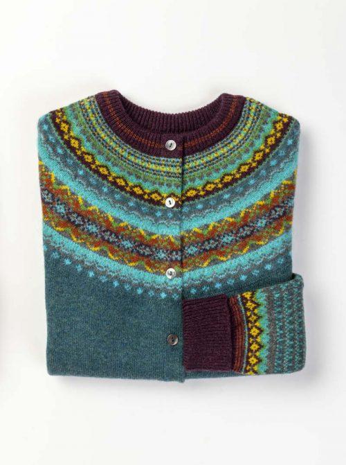 jade cardigan eribe knitwear jail dornoch