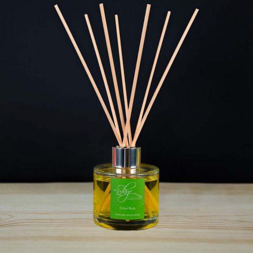 citrus rush reed diffuser jail dornoch