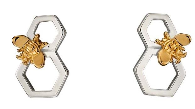 honeycomb earrings jail dornoch
