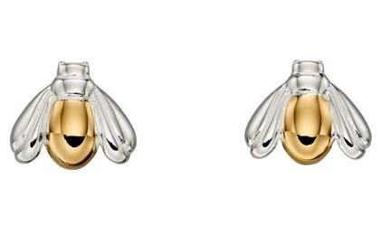 bee earrings jail dornoch