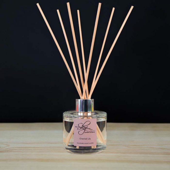 oriental lily reed diffuser jail dornoch