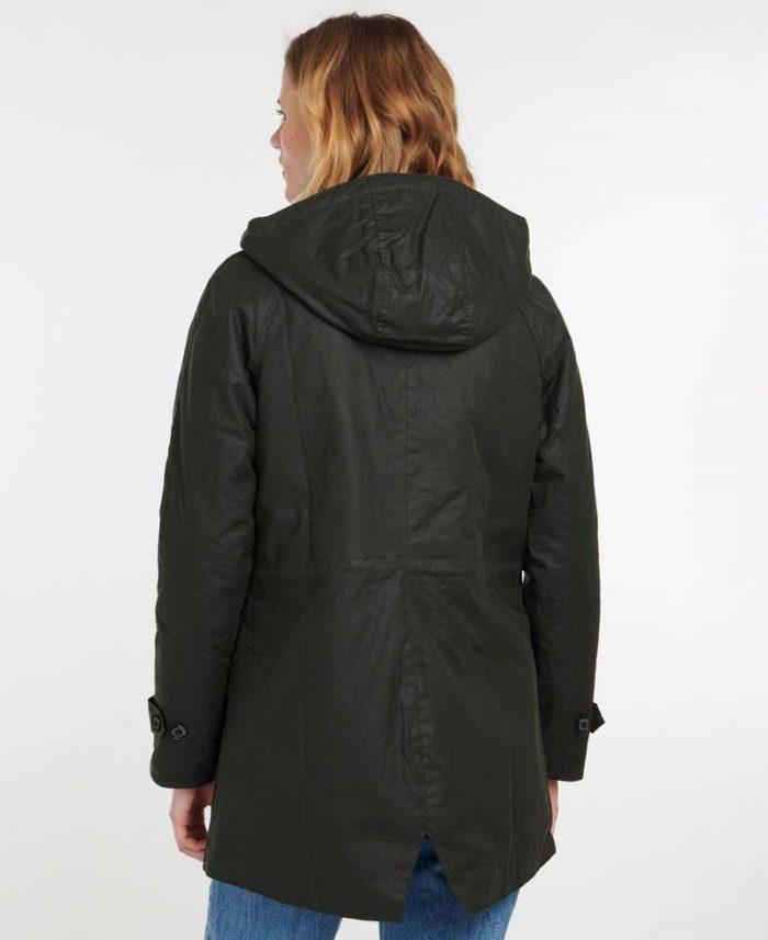 ladies barbour wax cannich jacket jail dornoch