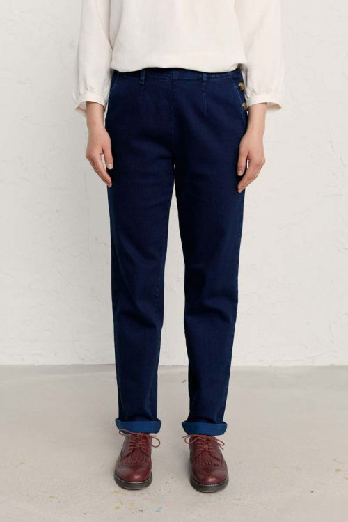 water dance trousers with side buttongs jail dornoch
