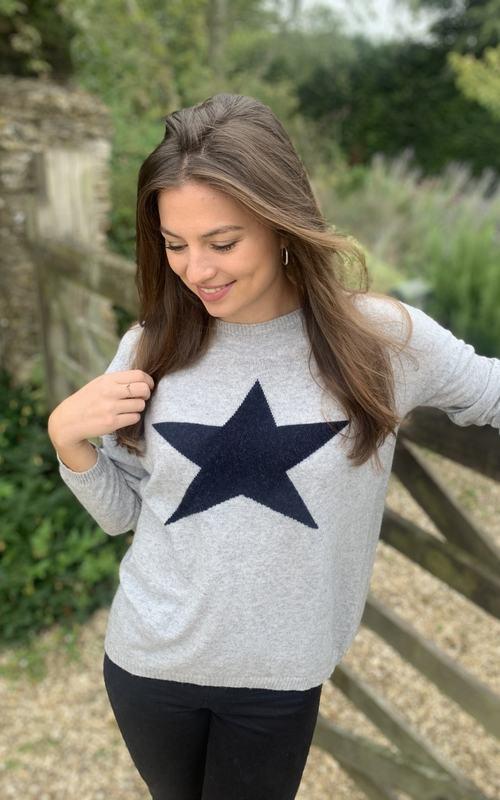 luella star jumpers cashmere jail dornoch