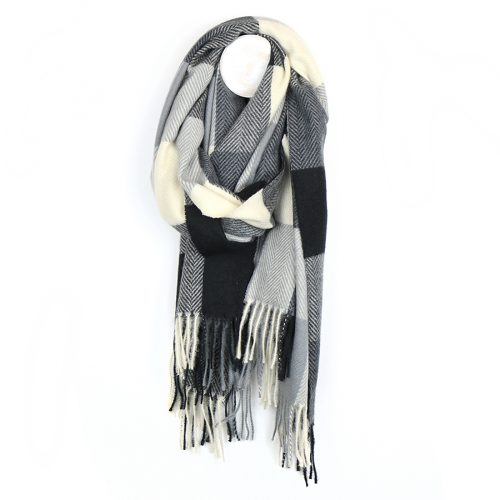 blanket check scarf jail dornoch