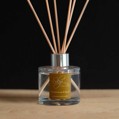 frankincense and mytth diffuser sky candles jial dornoch