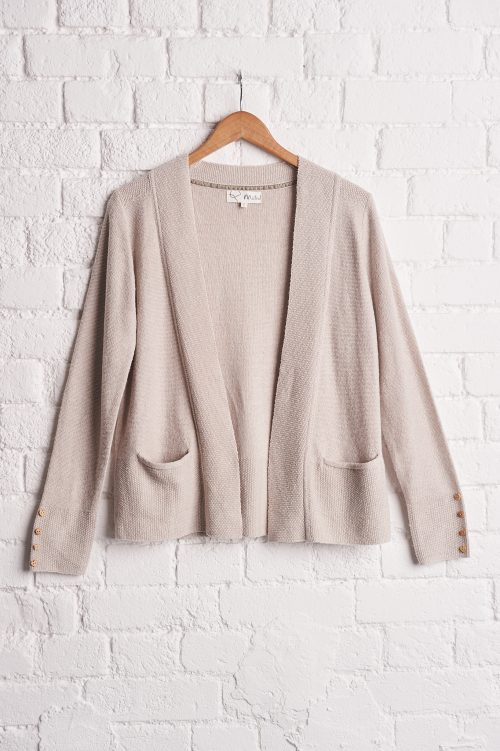lightweight knit edge to edge - mistral clothing - jail dornoch