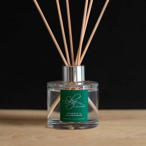 pimento and cranberries reed diffuser jail dornoch