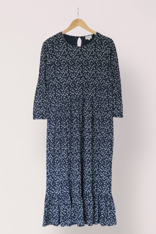 mistral clothing poppies print dress jail dornoch